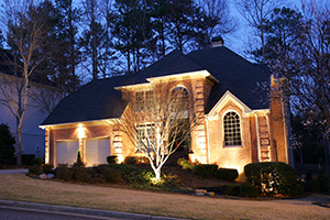 Lighting Exterior House